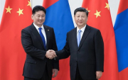 Xi calls for closer cooperation with Mongolian People's Party