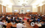 Mongolian Parliament approves new cabinet
