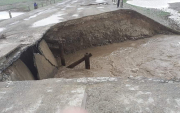 Roads closed in two provinces in Mongolia after heavy rain