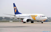 MIAT Boeing makes emergency landing in Beijing