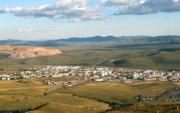 Protecting Erdenet city from flooding