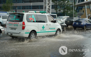 Eight people die in ongoing floods in Mongolia