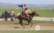 Naadam Festival held without a live audience