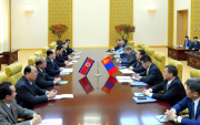 Mongolian and North Korean leaders exchange letters