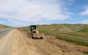 UB-Darkhan Highway will not open this year