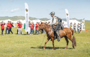 The Longest Horse Race—the Story of the Oldest Mongol Derby Winner