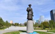 A new landmark for Ulaanbaatar: the Bogd Khan Memorial Park