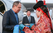 Russian FM Sergey Lavrov to visit Mongolia again