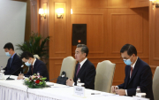 PM discusses Inner Mongolian situation with Wang Yi