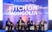 Fitch Assigns Mongolia's Proposed USD Bond a 'B' Rating