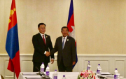 Mongolia and Cambodia discuss Free Trade Agreement