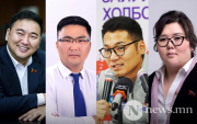 A singer, student, PM son-in-law and others win in Mongolian elections