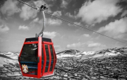 Ulaanbaatar's yurt settlements to be served by cable car