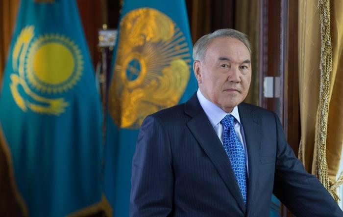 Казахстаны ерөнхийлөгч Нурсултан Назарбаев