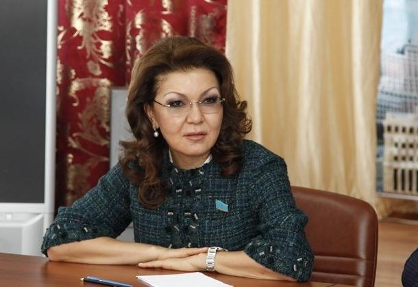 Назарбаевын том охин Дарига Назарбаева