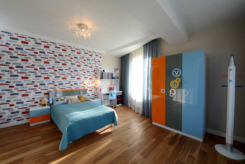 Хүүхдийн өрөө 1