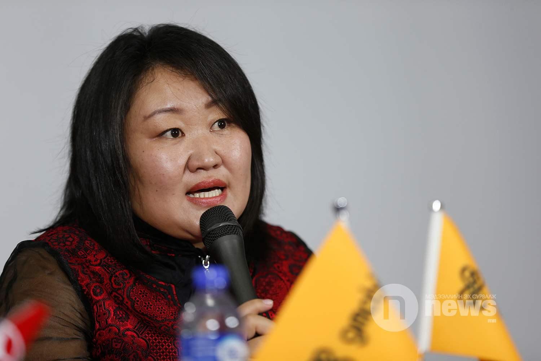 """""""Чингисийн хүүхдүүд"""" уран сайхны киноны зөвлөх продюсер Д.Цэнгэл"""