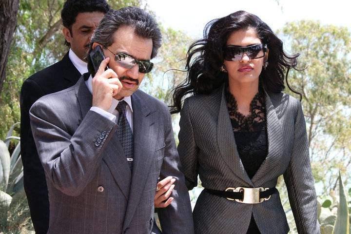 """Саудын Арабын томоохон бизнес эрхлэгч, """"Citigroup"""" эзэмшигч, ханхүү Аль-Валид бин Талал"""
