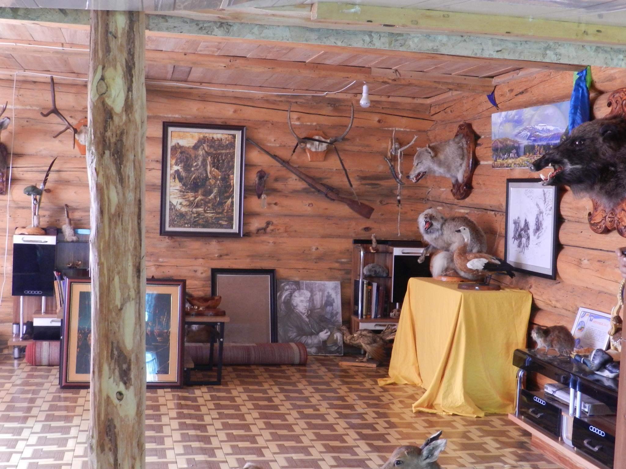 Хэнтий аймгийн Батширээт сум дахь гэр музей