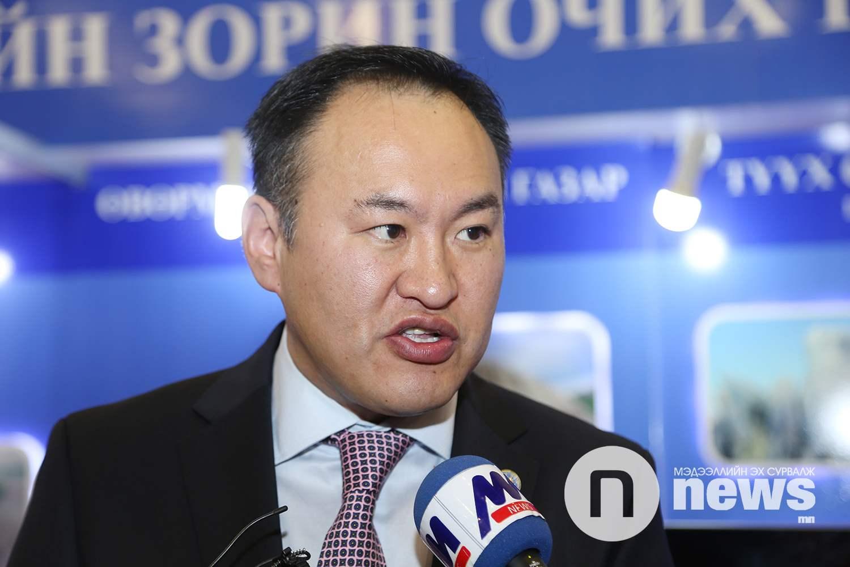 Монголын аялал жуулчлалын холбооны Ерөнхийлөгч Д.Гантөмөр