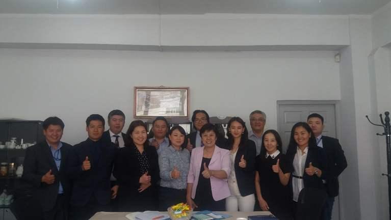 Тайванийн Эксим банкны Санхүүжилтийн зээлийн асуудлаарх уулзалт, хуралдааны үеэр