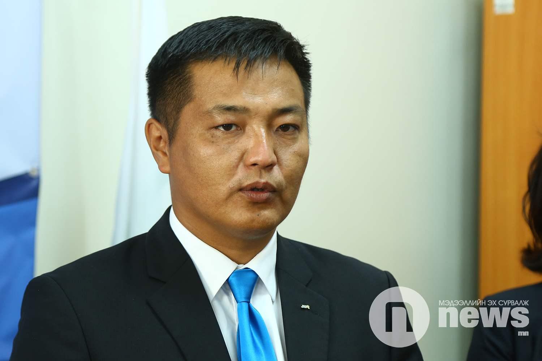 JCI Монгол байгууллагын 2018 оны үндэсний Ерөнхийлөгч М.Батбаяр
