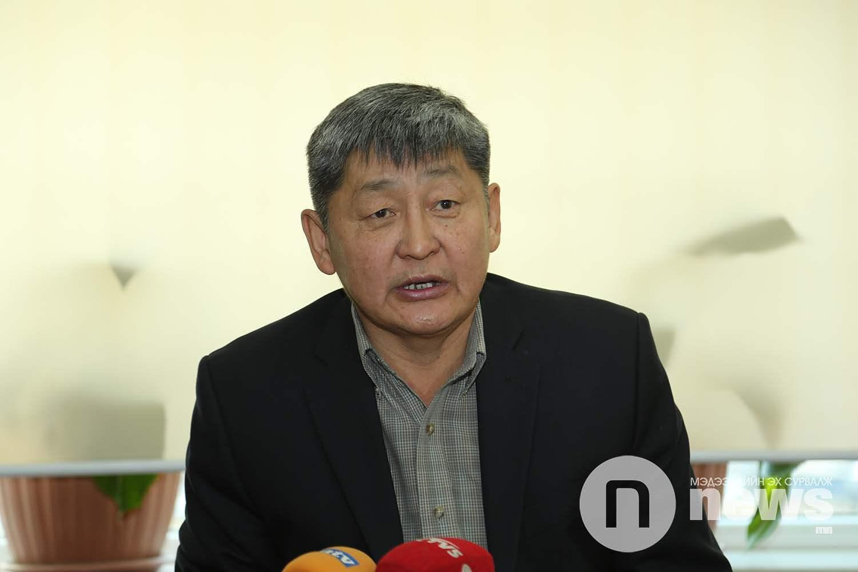 Монголын үндэсний музейн захирал Д.Сүхбаатар
