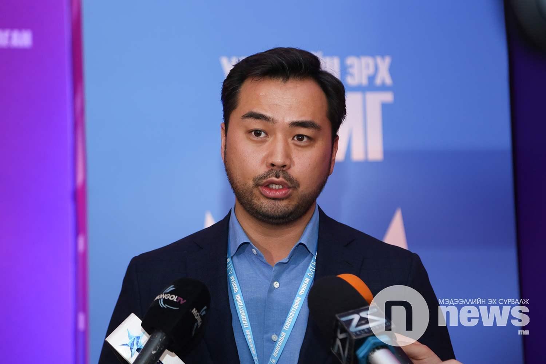 Монгол ТВ-ийн стратеги бодлого төлөвлөлт хариуцсан дэд захирал Г.Бат-Эрдэнэ