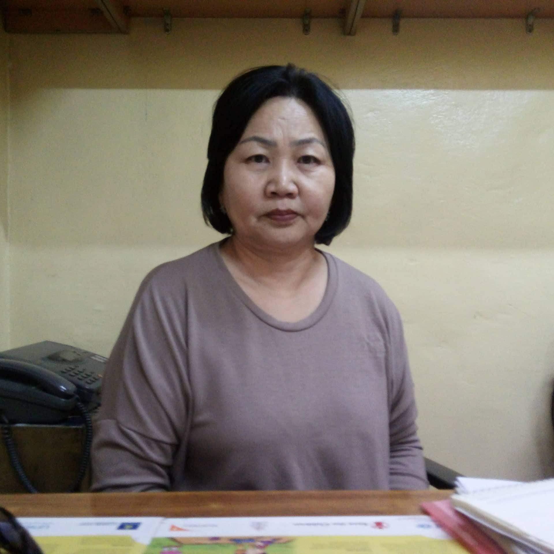 Монголын хүүхдийн эрхийн үндэсний төвийн тэргүүн П.Цэвээн