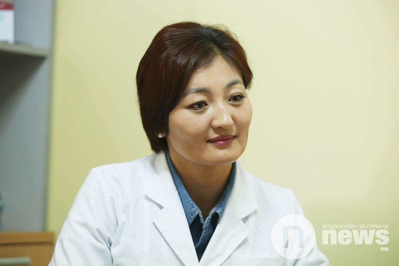 Өсвөр үе залуучуудад ээлтэй клиникийн эмч, эрхлэгч Л.Хулан