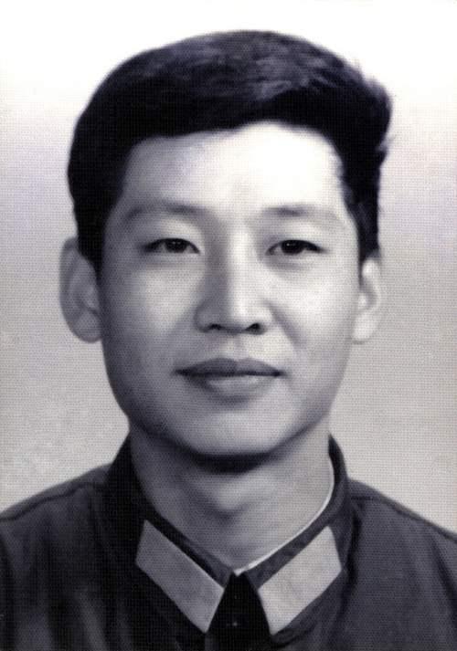 Си Жиньпин 1979 он.
