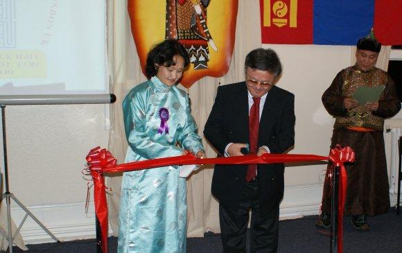 Лондон хотноо Монголын соёлын төв нээв