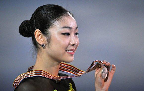 Ким Ю На олимпийн аварга боллоо