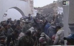 Мароккод бас нэг сүм нурав