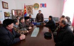 Ерөнхийлөгч Баян-Өлгий аймгийн Буянт суманд ажиллав