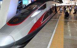 Хятадын галт тэрэг Бээжингээс Лондон хүртэл хоёр хоног явна