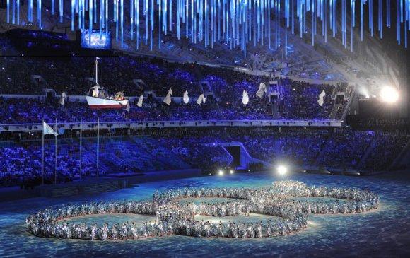Ванкуверийн олимпийн хаалтын ажиллагаанаас