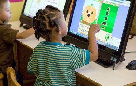 Хүүхэд ба компьютер