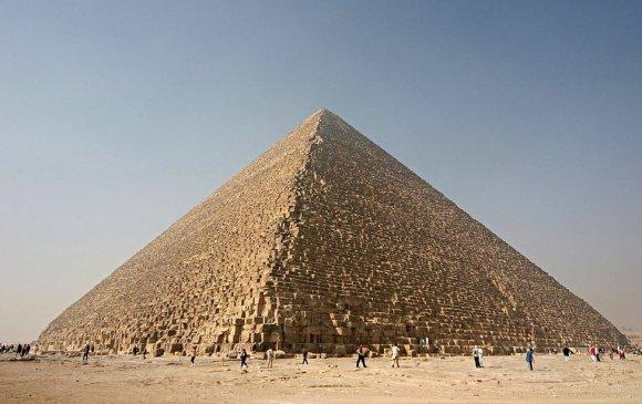 Пирамидын далдын хүч