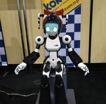 Робот хосуудыг гэрлүүллээ