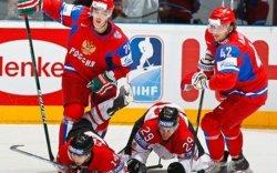 Олимпийн аваргууд Оросуудтай туллаа