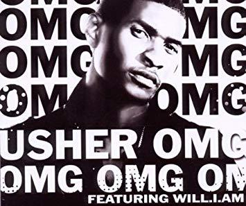 Usher – OMG Клип Gogo