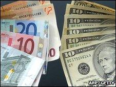 Еврогын ханш уналаа: энэ удаа Германаас болов