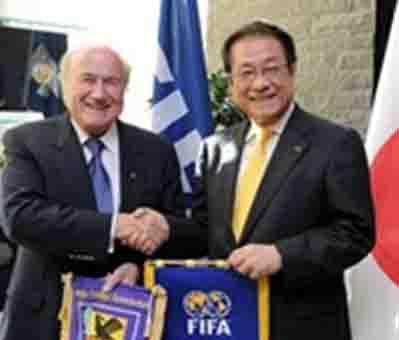 """Япон """"FIFA-2018""""-ийн эрхийн төлөө өрсөлдөхгүй"""