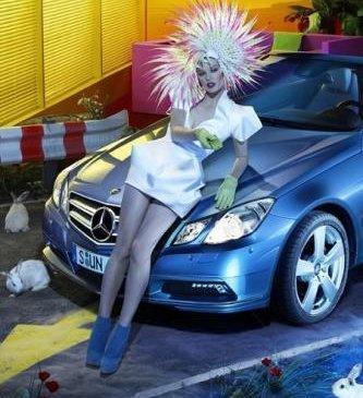 Mercedes Benz-ийн шинэ нүүр царай