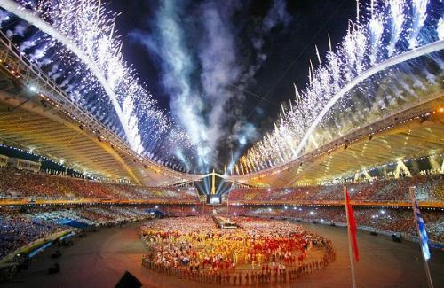 2004 оны Олимп Грекийн хямралд нөлөөлсөн үү?