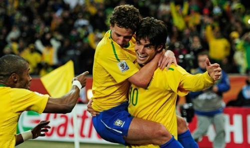 Бразил шөвгийн 16-д шалгарлаа