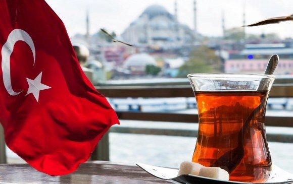 Туркийн Их Хурлын дарга урьд шөнө ирлээ