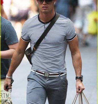 Christiano Ronaldo Нью-Йоркт