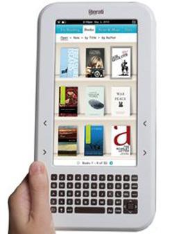 Шинэ электрон ном уншигч худалдаанд гарчээ